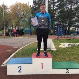 Вадим Бубнов – чемпион ДФО по метанию копья!