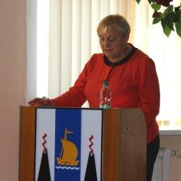 Председателем островной федерации легкой атлетики избрана Татьяна Быкова