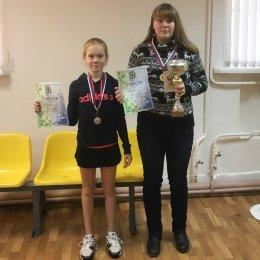 Островные теннисисты завоевали две серебряные медали Кубка губернатора Хабаровского края