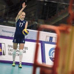 Дарья Володько – в числе самых результативных игроков 10 тура