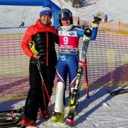 Карина Гайдамащук – бронзовый призер всероссийских соревнований