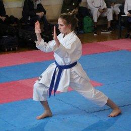 Островные каратисты завоевали пять медалей первенства России