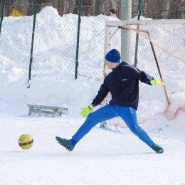 «Новинка» забила «Зимний мяч-2018»