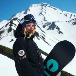 Елена Костенко из Южно-Сахалинска – серебряный призер чемпионата страны по хаф-пайпу