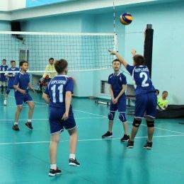 Команды ВЦ «Сахалин» стали победителями первенства области по волейболу