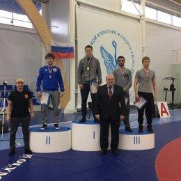 Александр Шеварев завоевал золотую медаль чемпионата Санкт-Петербурга