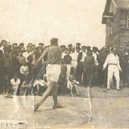 Природная стихия, или спорт в Охе в 1938 году