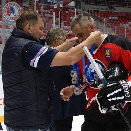 Сахалинцы заняли второе место на VII Всероссийском фестивале по хоккею среди любителей
