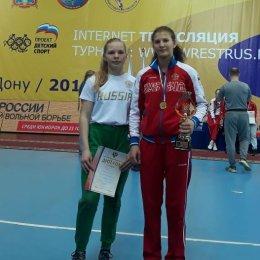 Анастасия Парохина стала победительницей первенства страны и выполнила норматив мастера спорта России