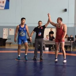 Никита Наболь из Курильска занял третье место на Всероссийском турнире по вольной борьбе