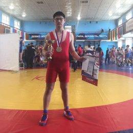 Кирилл Тен из Невельска стал победителем открытого дальневосточного турнира