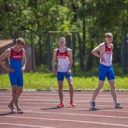 Островная сборная заняла третье место в командном зачете на первенстве ДФО по легкой атлетике