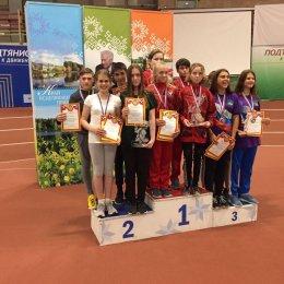 Островитяне завоевали медали всероссийских соревнований