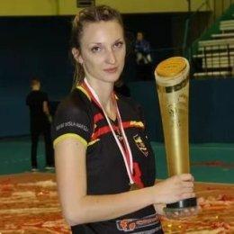 За «Сахалин» будет выступать центральная блокирующая Алена Лозюк