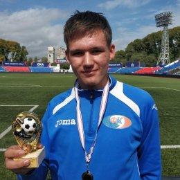 Сахалинские футболисты завоевали серебряные медали зонального турнира первенства России