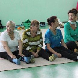 Сахалинские серебряные волонтёры спорта бесплатно тренируются в Южно-Сахалинске