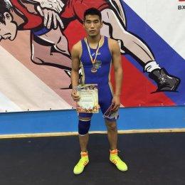 Владимир Буянтуев завоевал бронзовую медаль всероссийского турнира