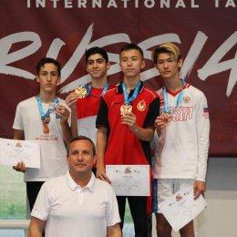 Роман Ильин занял третье место на международном турнире