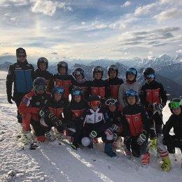 Горнолыжники готовятся к зимнему сезону