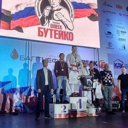 Сахалинские бойцы завоевали две медали всероссийских соревнований по рукопашному бою