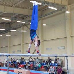 Сахалинские гимнасты отличились на соревнованиях в Хабаровске