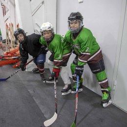 «Барсы» - триумфаторы турнира «Мое хоккейное лето»