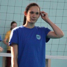 «Сахалин» провел мастер-класс для юных волейболистов