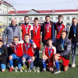 Футболисты из Тымовска победили на турнире в Ногликах