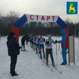 60 лыжников вышли на старт районных соревнований в Смирных