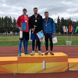 Вадим Бубнов занял третье место на всероссийских соревнованиях