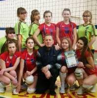 Волейболистки Тымовского выиграли турнир в Макарове