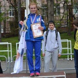 Три золота Карины Глебовой