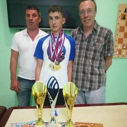 Победный «хет-трик» Артема Хуснулгатина
