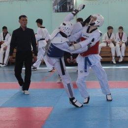 Островные тхэквондисты завоевали три серебряные медали Всероссийского турнира