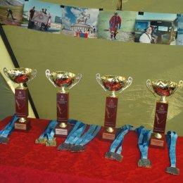 Чемпионат по спортивному туризму прошел в островном регионе