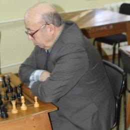 Тамара Брагина и Виктор Филин победили в шахматном турнире в рамках Спартакиады пенсионеров