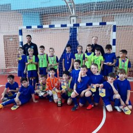 «Сахалин-2010» выиграл турнир в Долинске