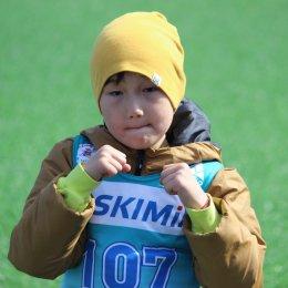 Воспитанникам детского сада «Лебедушка» вручили знаки ГТО
