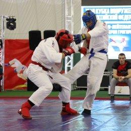 В СК «Олимпия-Парк» прошли всероссийские соревнования по рукопашному бою