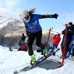 Софья Надыршина занимает третье место в рейтинге Кубка России по сноуборду в параллельных дисциплинах