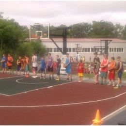 Сахалинские баскетболисты вернулись с учебно-тренировочных сборов во Владивостоке