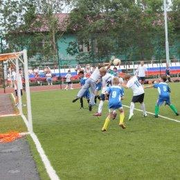 Убедительная победа ОГАУ «ФК «Сахалин»