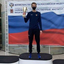 Александр Баженов – обладатель Кубка России 2020-2021 года