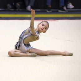 Сахалинские гимнастки достойно выступили на первенстве ДФО