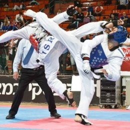 Владислав Ларин завоевал серебряную медаль чемпионата Европы