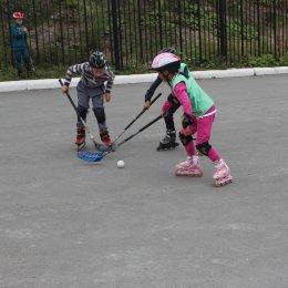 Хоккей на асфальте