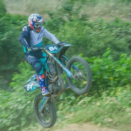 В Холмске прошел IV этап чемпионата и первенства Сахалинской области по мотоциклетному спорту