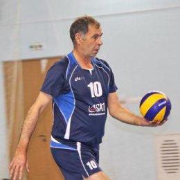 Островная команда ветеранов волейбола стала победителем турнира «Шмаковская весна»