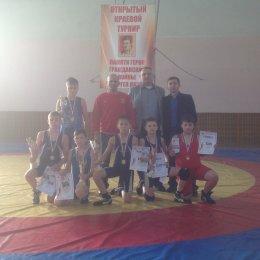 Сахалинские «вольники» завоевали шесть медалей на дальневосточном турнире