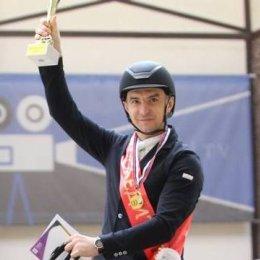 Андрей Лысенко стал победителем Кубка России по конкуру